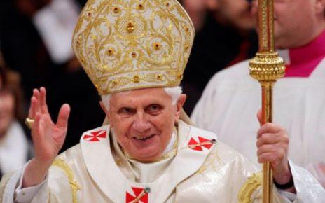 фото Папа Бенедикт XVI