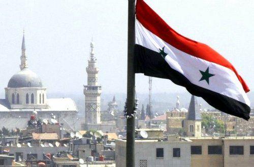 сирия флаг