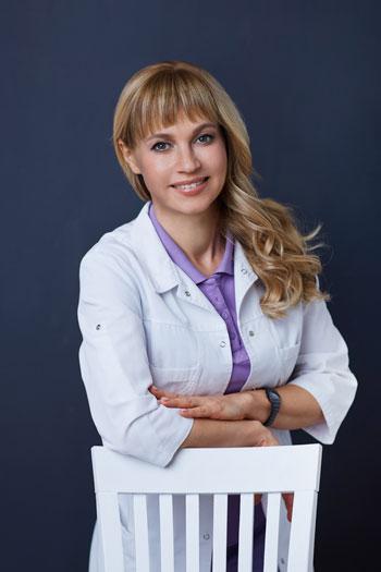 пластический хирург Светлана Работенко