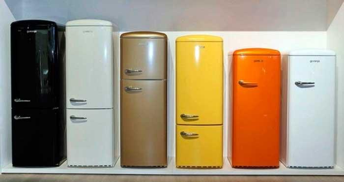 Варианты холодильников